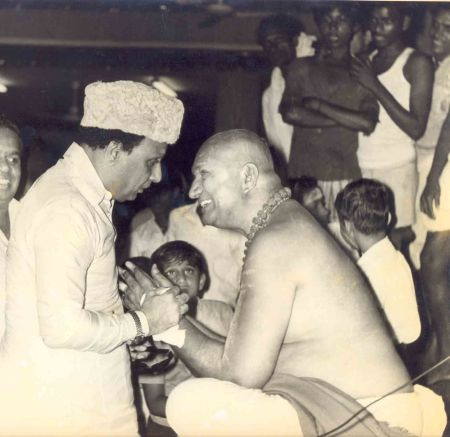 MGR with Variyaar
