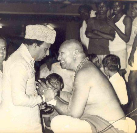 MGR with Variyaar